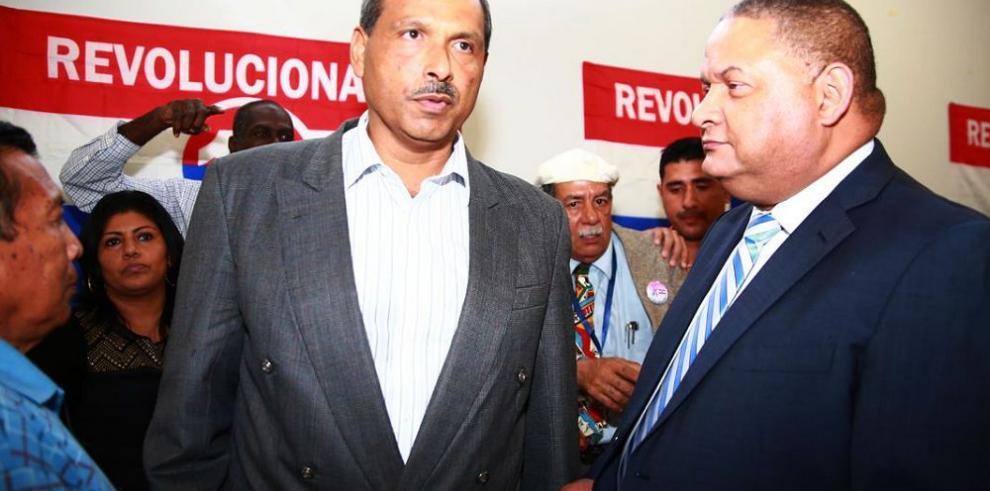 El PRD eligió a Bernabé Pérez para la Contraloría