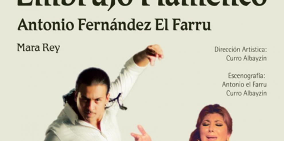 Embrujo flamenco en Panamá