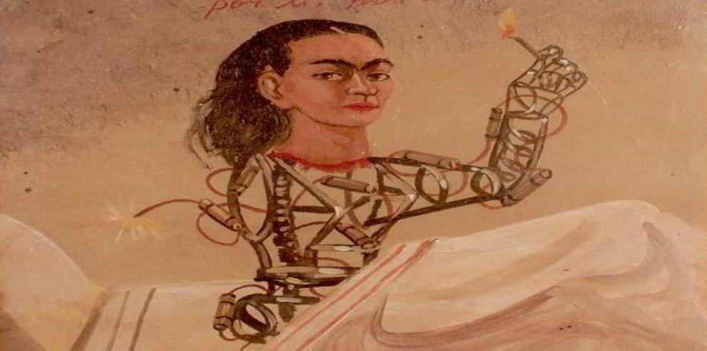 Conmemoran los 60 años de la muerte de Frida Kahlo