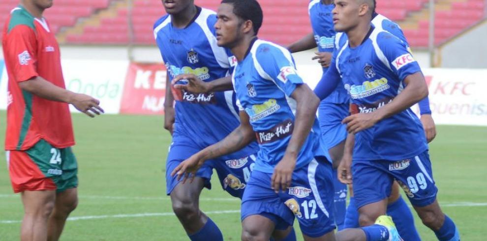 Sporting ante Árabe Unido, el plato fuerte al cerrar la novena jornada de la LPF