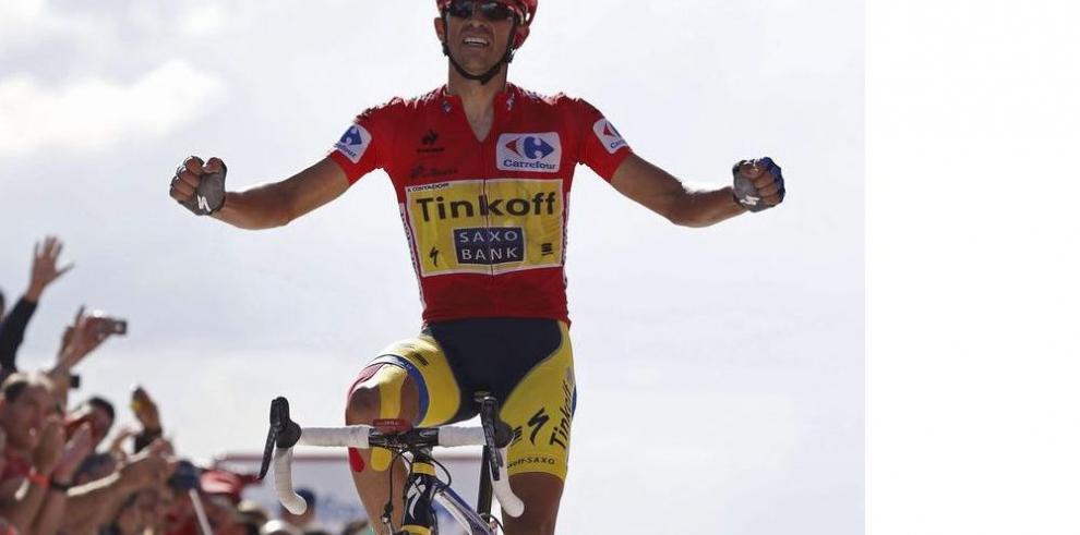 Contador es el virtual ganador del giro español