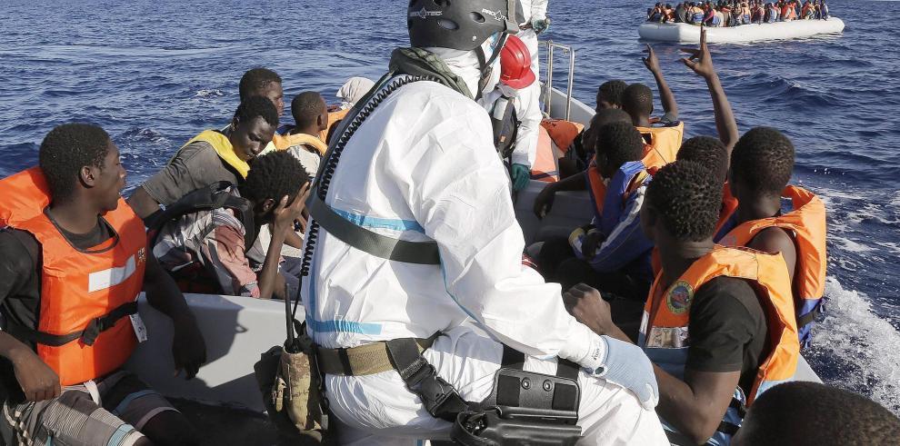 Naufragios dejan cerca de 400 migrantes muertos en Malta