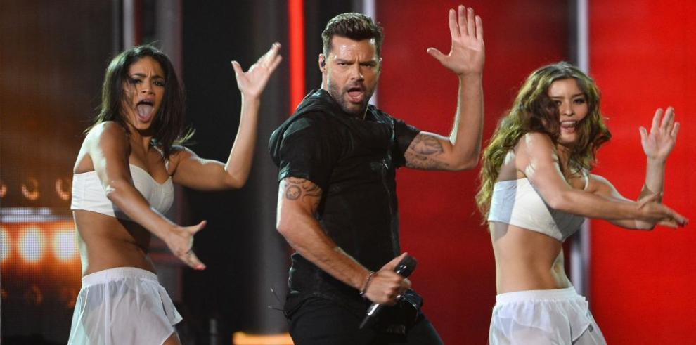 Ricky Martin se solidariza en los Billboard con estudiantes nigerianas