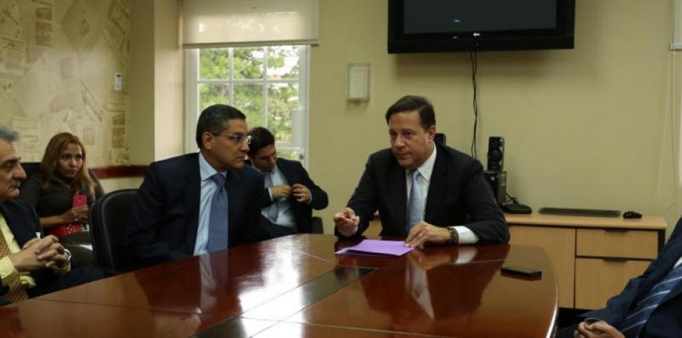 Presidente electo Varela hace cambios en designación de Ministro de Salud
