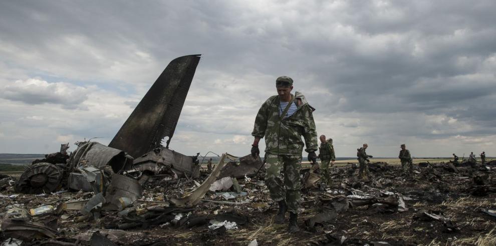 49 muertos tras derribo de avión ucraniano