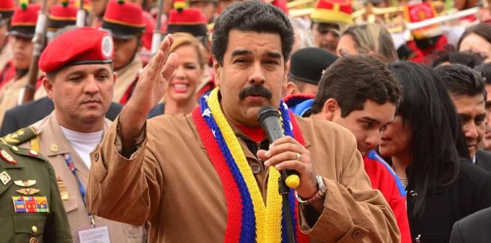 Maduro denuncia ante Ban Ki-moon la