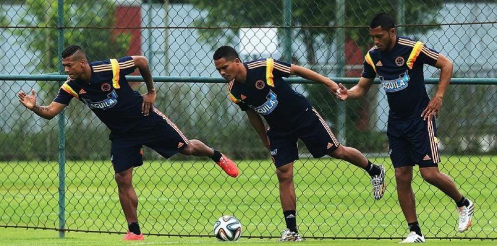 Colombia retoma los entrenamientos en Cotía tras triunfo en Brasil
