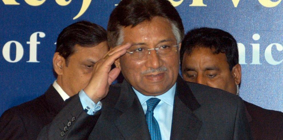 Apelan fallo para evitar huida de Musharraf