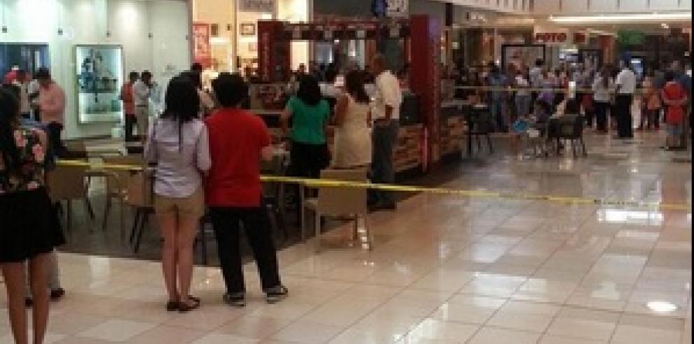 Muere cliente mientras visitaba el centro comercial de Multiplaza Pacific