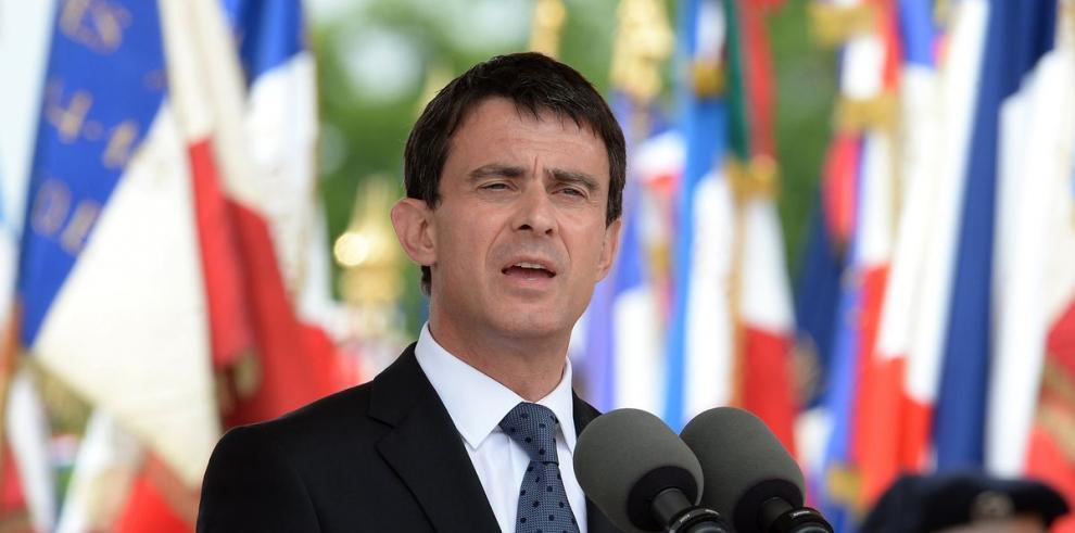 Valls pide finalizar huelga de trenes