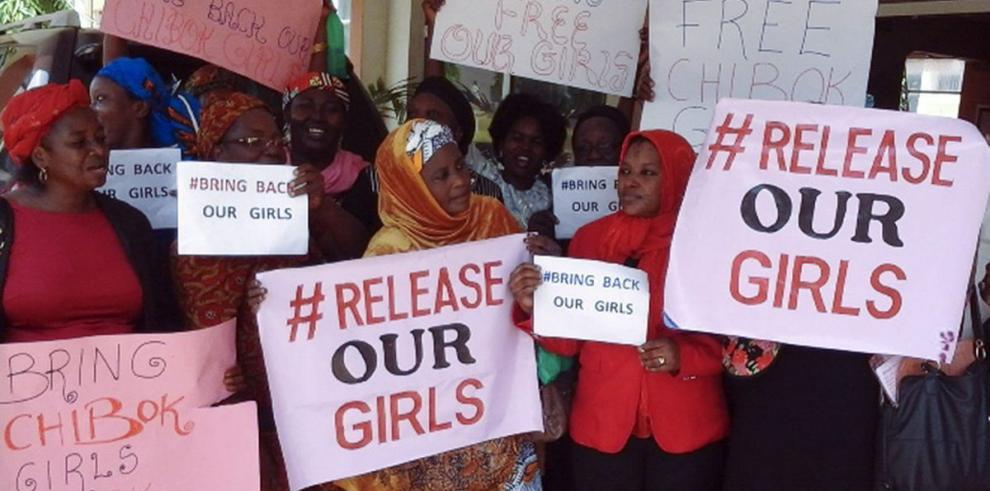 Nigeria: Prohibido protestar por el secuestro de las niñas