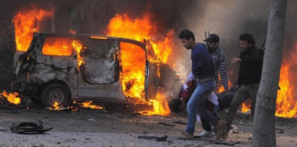 Explota un coche bomba contra un puesto de Hizbulá en el Libano