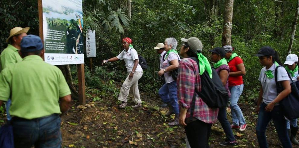 Parque Chagres, sitio turístico de Panamá para el mundo