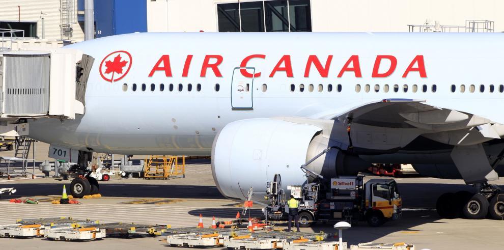 Proyectiles fuerzan a avión de Air Canada a sobrevolar aeropuerto de Tel Aviv