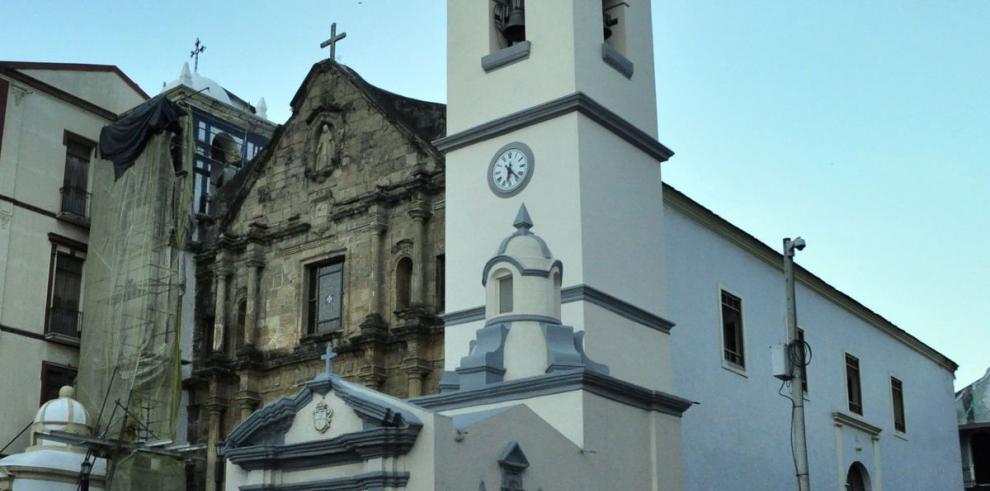 Extienden apoyo a iglesia La Merced