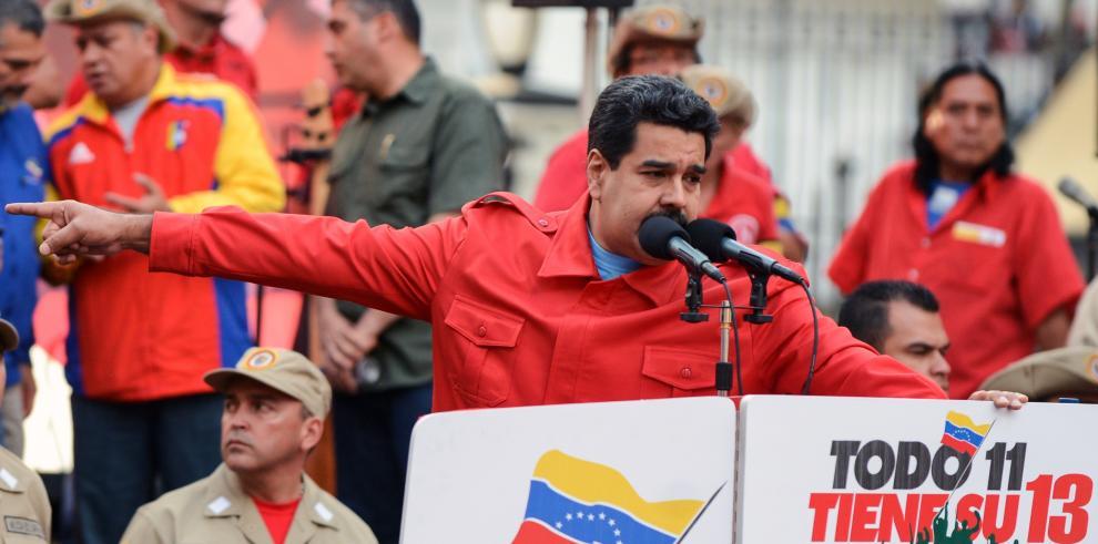 Maduro pide hacer justicia