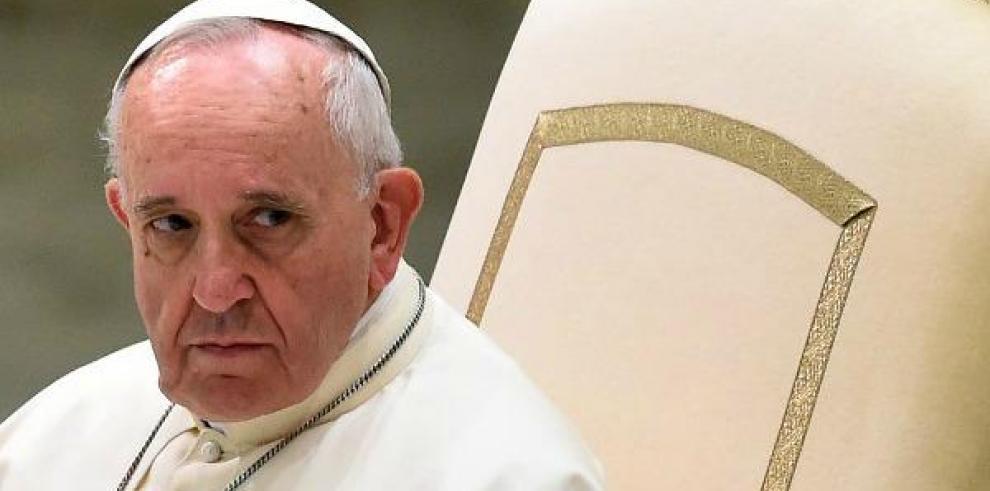 Papa pide la abolición de la pena de muerte y la cadena perpetua