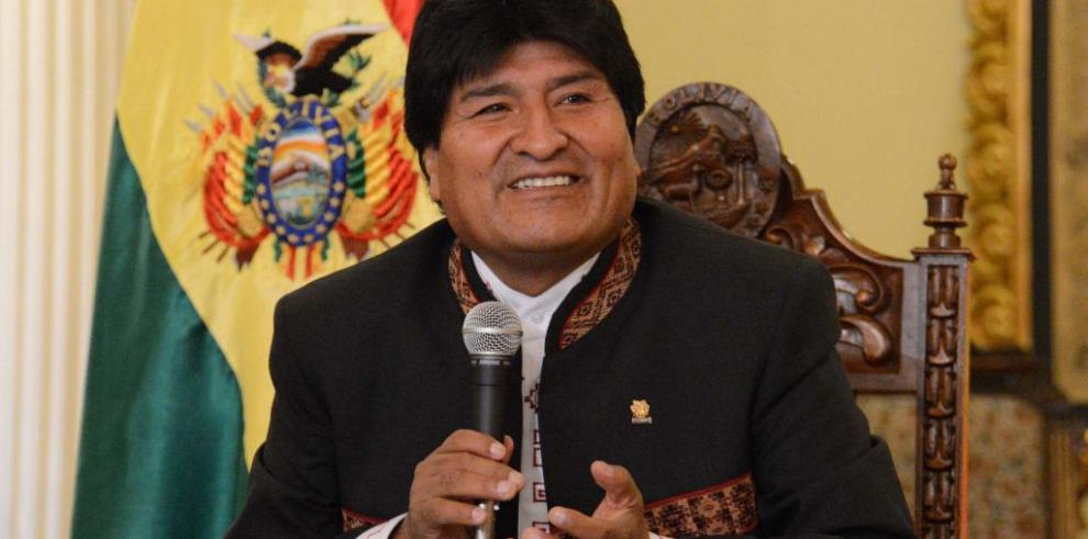 Evo Morales visitará al papa para ratificarle su invitación a Bolivia