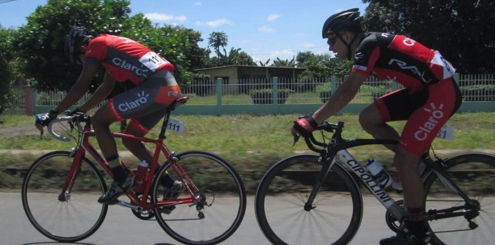 Ureña toma control del Tour de Panamá