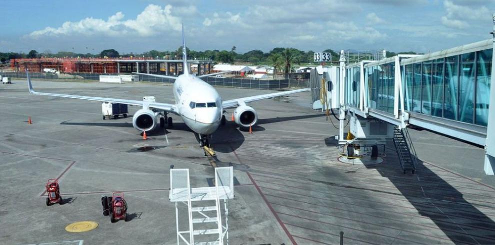 Control para pasajeros de África