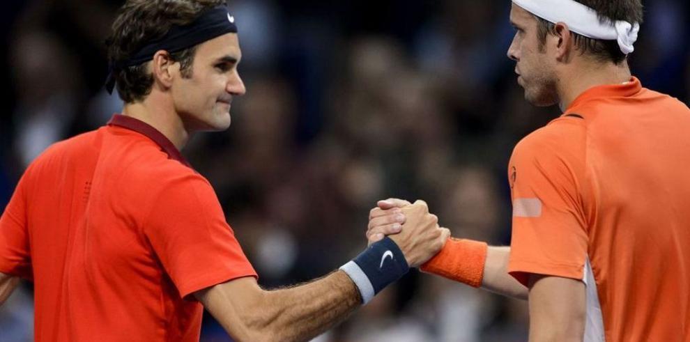 Federer y Nadal salen avantes en torneo de Basilea