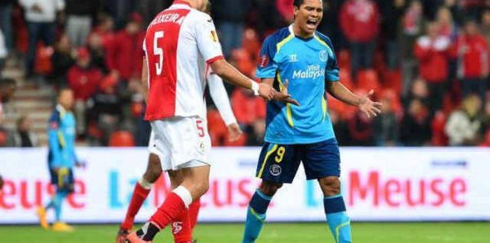 Sevilla empata con el Standard Lieja0-0