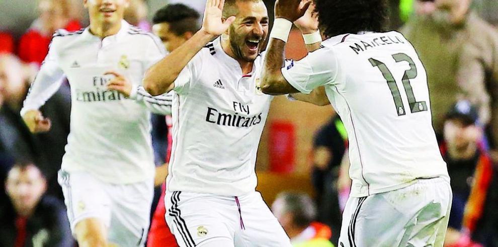 Real Madrid impuso su ley en Anfield