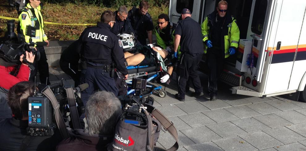 La UE y la OTAN condenan ataque contra Parlamento canadiense