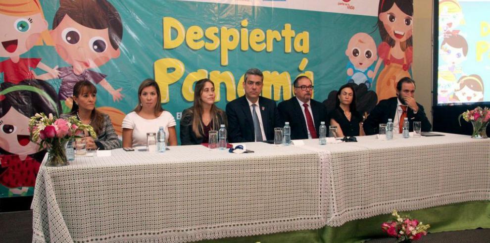 Minsa se une a campaña contra obesidad en los niños y niñas
