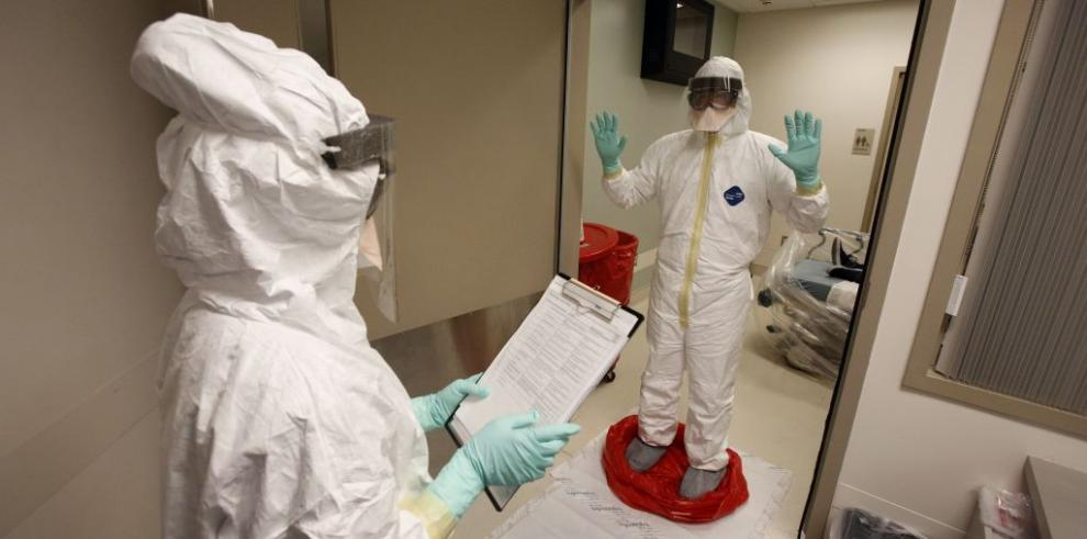Hospital de Nueva York realiza pruebas de ébola a médico con síntomas