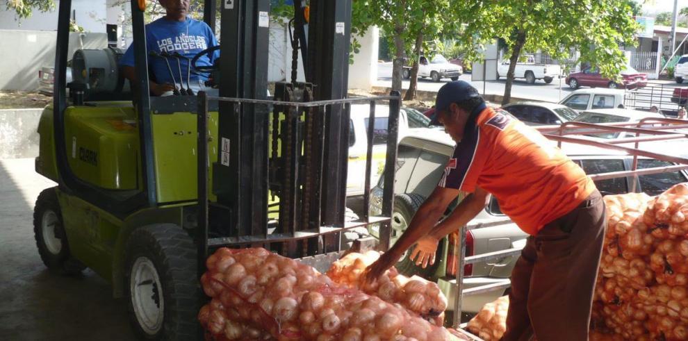 El IMA compra 5 mil quintales de cebollas