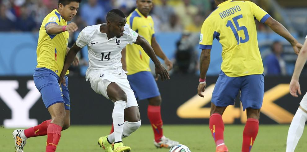 Francia y Suiza pasan a octavos de final, Honduras y Ecuador se despiden