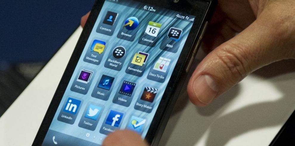 Blackberry aspira a una recuperación