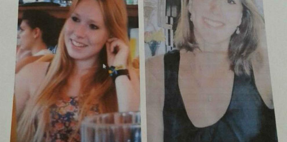 Familiares asumen muerte de holandesas desaparecidas en Panamá