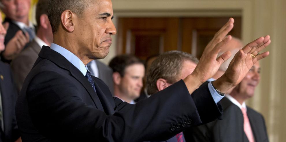 Obama dice que hay progreso ante cambio climático