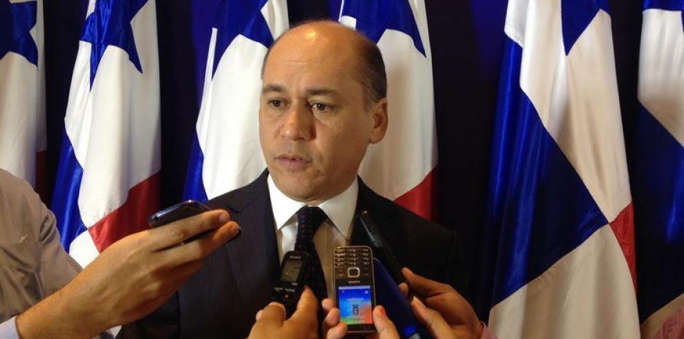 Juan Carlos Varela presenta a su gabinete 2014-2019