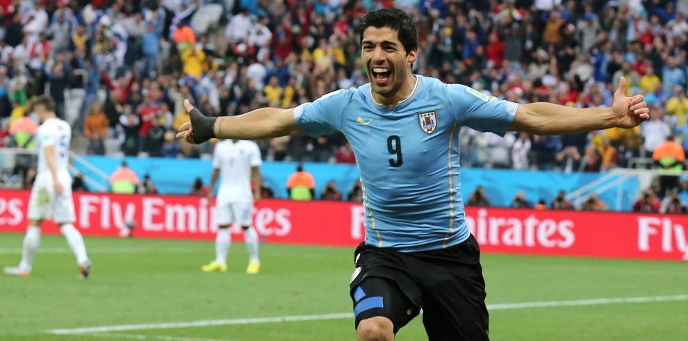 Uruguay presentó descargos a Fifa por caso Luis Suárez