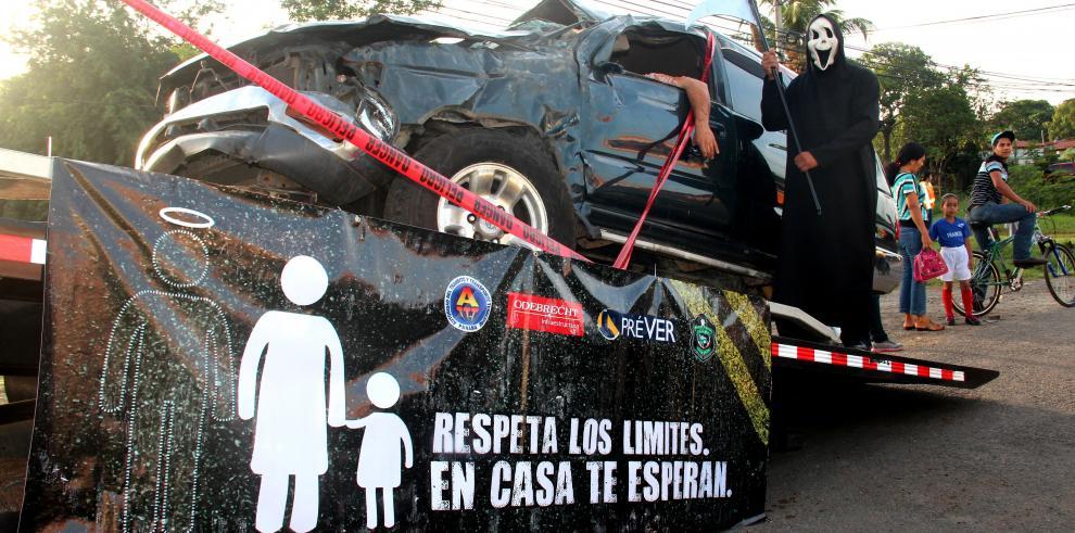 Inician programa del prevención de accidentes de tránsito