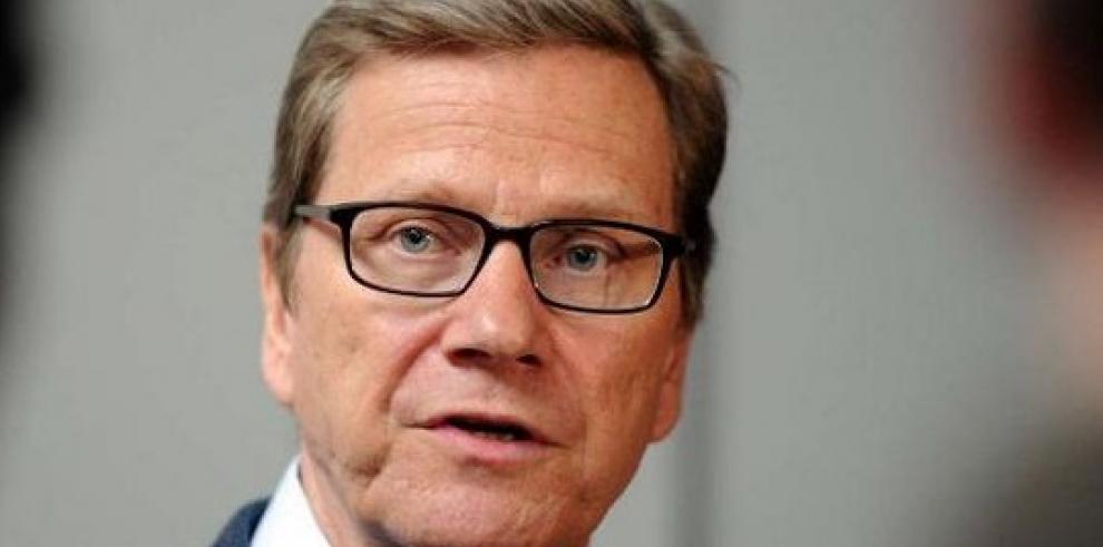 El exministro alemán de Exteriores Guido Westerwelle sufre leucemia