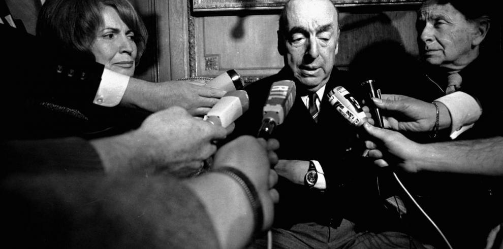 Neruda sigue de estreno