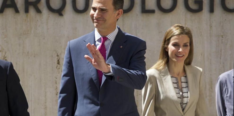 Primer viaje del rey de España será al Papa Francisco