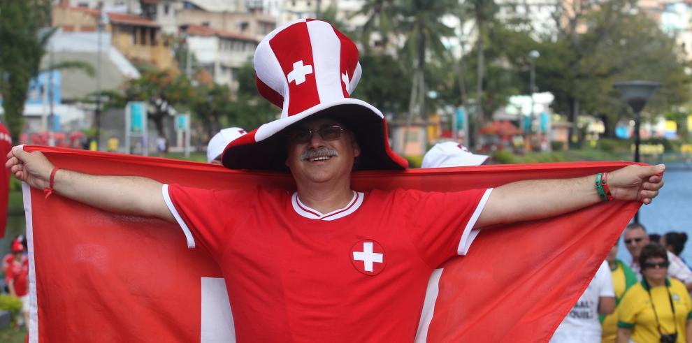 Francia le gana a Suiza 5-2