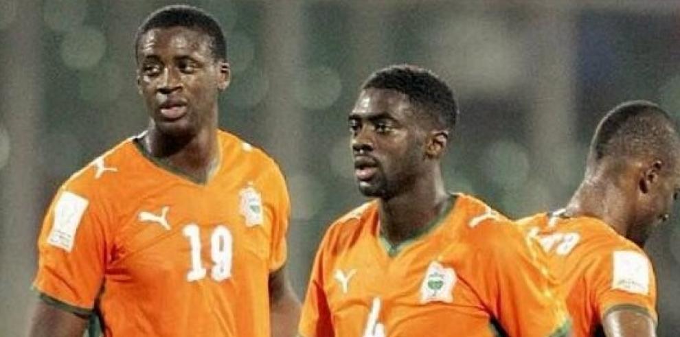 Yaya y Kolo Toure abandonan la concentración por la muerte de su hermano
