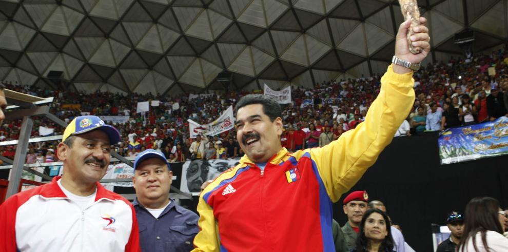 Presidente Maduro dice que el Mundial afecta vuelos a Venezuela