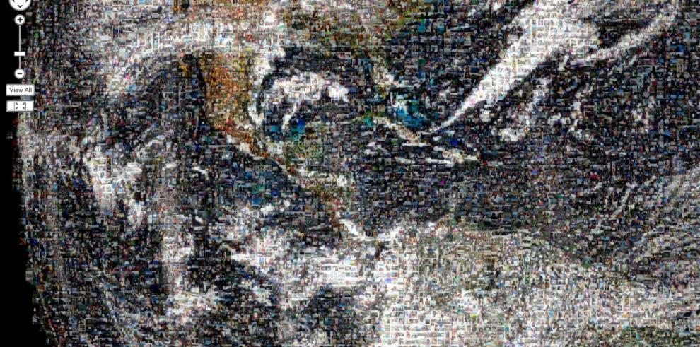 La NASA divulga un autorretrato de la Tierra y los humanos