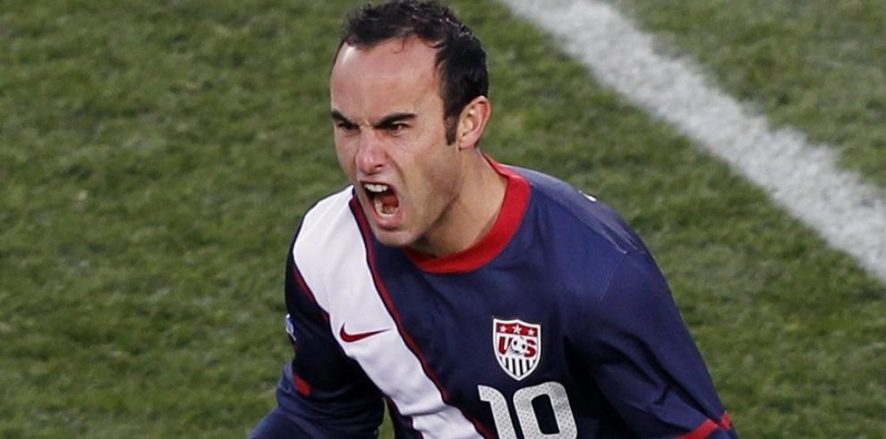 Donovan queda fuera de la selección de Estados Unidos para el Mundial