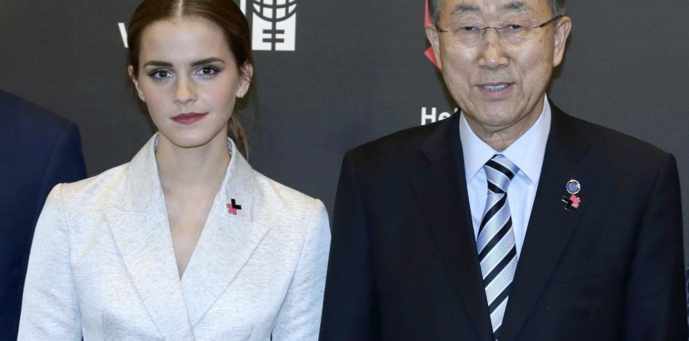 Emma Watson, amenazada tras discurso en la ONU