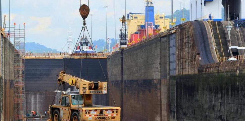 GUPC tendrá listo los $400 millones para el Canal