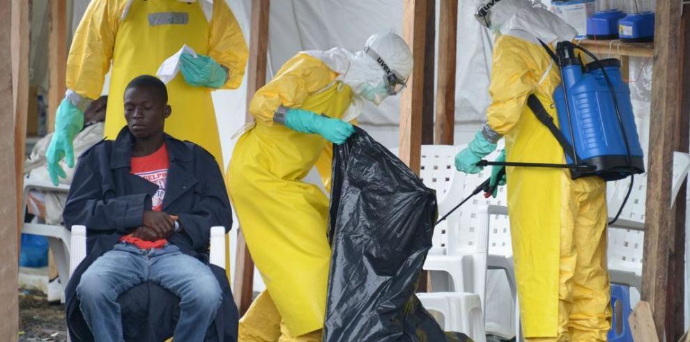 Buscan tratamientos y vacunas para el ébola