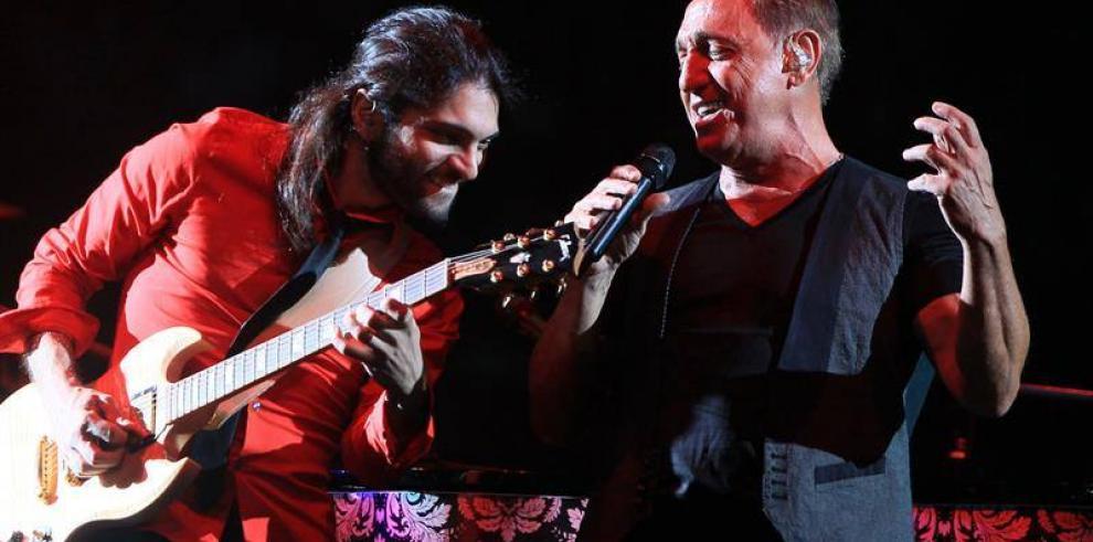 Franco de Vita conquistó corazones en su concierto en Panamá